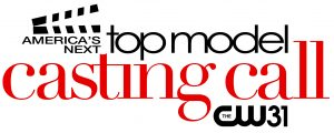 top model casting call logo